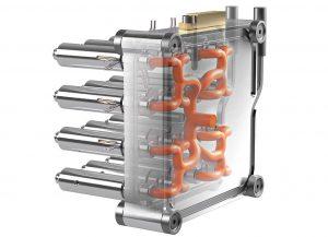Der Streamrunner bietet durch Kompaktheit und hohe Freiheitsgrade neue Möglichkeiten in der Heißkanaltechnik. (Foto: Hasco)
