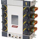 Wittmann: Digitaler Wasserverteiler und Zweikreis-Temperiergerät