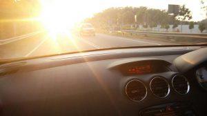 Die funktionellen Pigmente können z. B. zur Reduzierung der thermischen Belastung dunkler Oberflächen in Fahrzeugen eingesetzt werden. (Foto: BASF)