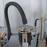 Der temperierbarere hydrostatische Druckprüfstand steht Industriekunden zur Verfügung. (Foto: Fraunhofer ICT)