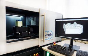 Dem KUZ steht der Computertomograf Werth TomoScope XS zur Verfügung. (Foto: KUZ)