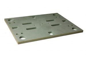 Wärmeisolierplatten sind komplett bearbeitet nach den Konstruktionsdaten der Kunden erhältlich. (Foto: Nonnenmann)