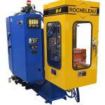 Rocheleau-Blasformmaschinen sind derzeit für die Pipettenproduktion gefragt. (Foto: Nordson)