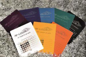 Scharfe und farbintensive Lasermarkierungen mit Farb-Additivkonzentraten AF-Color LA. (Foto: AF-Color)