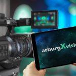 Arburg: Maschinenbauer geht auf Sendung