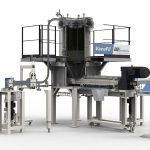 Das Herzstück der VacuFil-Recyclinganlange ist die Filterkomponente Visco+. (Foto: BB Engineering)