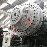 Die FDC-Technologie bietet einen schnellen Dimensionswechsel bei der Rohrherstellung. (Foto: battenfeld-cincinnati)