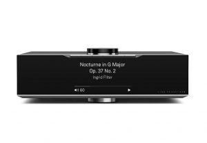Der Linn DSM Selekt network music player ist mit einem hochwertigen Display aus PMMA ausgestattet. (Foto: Linn)