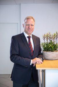 Hans Joachim Wickert, Inhaber und Geschäftsführer der Wickert Maschinenbau. (Foto: Wickert)
