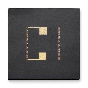 Magnetfeldsensor, hergestellt durch Spritzgießen mit Laserdirektstrukturierung unter Einsatz von Tecacomp PEEK LDS black 1047045. (Foto: Ensinger/IMPT)