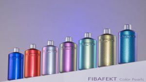 Die Einfärbung mit Fibafekt ermöglicht eine Vielzahl an Spezialeffekten. (Foto: Finke)
