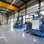 Das Techcenter steht mit einem umfangreichen Maschinenpark zur Verfügung. (Foto: Hennecke)