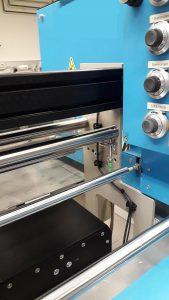 Das Inspektionssystem kann auch in Extrusionslinien anderer Hersteller integriert werden. (Foto: OCS)