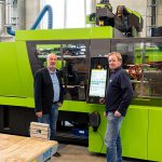 SKZ: Spritzgießmaschine für Duroplast-Forschung