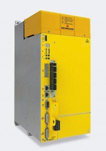 Die b maXX 5370 sind Teil des skalierbaren, anreihbaren Systems der Baumüller Servoantriebsfamilie b maXX 5000 und speziell auf Spitzenlastanwendungen ausgelegt. (Foto: Baumüller)