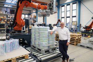 Jan-Henning Röseler: In der Converting Branche verzeichnen wir einen deutlichen Trend hin zur Automatisierung von Anlagen. (Foto: Koch Industrieanlagen)