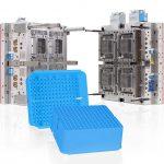 Gruppe 4: Deep-Well-Platten, PCR-Platten, Mikrotiterplatten, Racks oder Kassetten. (Foto: Männer)