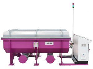 Das thermische Vakuumpyrolyse-System Vacuclean von Schwing Technologies reinigt Blasköpfe schnell, zuverlässig und umweltfreundlich. (Foto: Schwing Technologies)