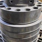 Blaskopf nach der thermischen Reinigung in einer Vakuumpyrolyse-Anlage. (Foto: Schwing Technologies)