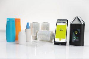 Trinamix führt zwei neue PE-Anwendungen für ihre mobile NIR-Spektroskopielösung ein. (Foto: Trinamix)