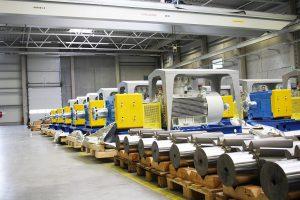 24 Pumpen werden als komplette Aggregate geliefert. (Foto: Witte)