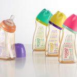 Der japanische Babyartikelhersteller Zoom T setzt Das PPSU Ultrason P für die Herstellung seiner Babyflaschen der Marke Dr. Bétta ein. (Foto: BASF)