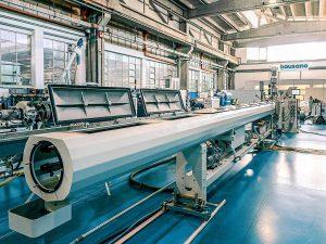 Australian Plastic Profiles setzt auf Extrusionstechnik des italienischen Maschinenbauer Bausano. (Foto: Bausano)