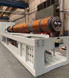 Das Smart Energy System basiert auf der berührungslosen Erwärmung des Zylinders durch ein wechselndes elektromagnetisches Feld. (Foto: Bausano)