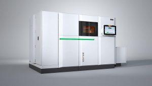 Zwei der schnellen Polymersysteme EOS P 500 hat 1zu1 jetzt in Betrieb. (Foto: EOS)