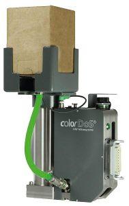 Das Dosiersystem colorDoS erlaubt geringen Dosiermengen bei der Einfärbung mit Flüssigfarben. (Foto: Rowasol)