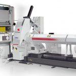 Der Single-Piston-Backflush-Filter erleichtert den Einsatz von recyceltem PP in der Bändchenproduktion. (Foto: Starlinger)