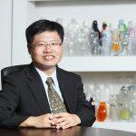 Bush Hsieh, Vizepräsident des Komitees für Kunststoff- und Kautschukmaschinen beim Industrieverband TAMI. (Foto: TAITRA)