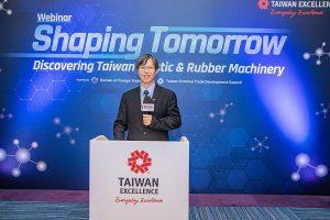 Tony Wu, Vertriebsleiter bei Chumpower. (Foto: TAITRA)