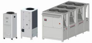 Die Kühlanlage ECOtec.chiller ist durch ihre Modularität flexibel an spezifische Bedürfnisse anpassbar. (Foto: Technotrans)
