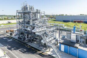 Chemisch recycelte Rohstoffe von Renasci werden an mehreren Borealis-Standorten für die Produktion von Polyolefinen und Basischemikalien zum Einsatz kommen. (Foto: Renasci)