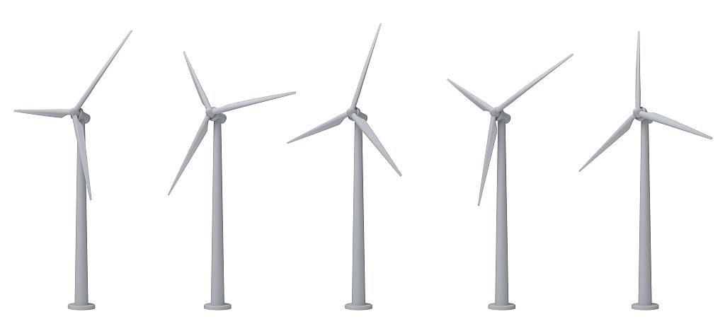 Pultrudierte Profile helfen in Windkraftanlagen als Versteifungen (spare caps), die Energieversorgung nachhaltig zu sichern. (Foto: Adobe Stock)