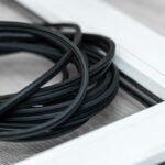 Der neue Füllstoff soll in Gummiprodukten, wie Fensterdichtungen, Carbon Black ersetzen. (Foto: Xillix)