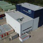 3.300 t Polystyrolschaum-Abbruchmaterial aus dem Bausektor können hier jährlich recycelt werden. (Foto: PolystyreneLoop)