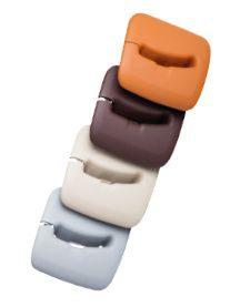 Die Blends können auch in komplizierten und hellen Farbtönen mit hoher Farbkonstanz hergestellt werden. (Foto: Romira)