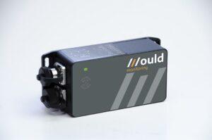 Die Mould-Monitoring-Box liefert Daten zu Standort, Betriebszustand und Produktion von Werkzeugen. (Foto: Digital Moulds)