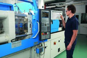 Die genaue Überwachung des Werkzeuginnendrucks mit ComoNeo macht das Spritzgießen zu einem transparenten, qualitäts- und ressourcenoptimierten Verfahren. (Foto: Kistler)