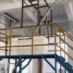 Der Purity Scanner Advanced wird bei der Herstellung von HV-, EHV- und Seekabeln zur Inspektion und Sortierung von XLPE-Granulat eingesetzt. (Foto: Sikora)