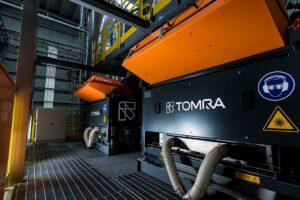 Die Autosort-Maschinen sind mit der Tomra-Flying-Beam-Technologie ausgestattet. (Foto: Tomra)