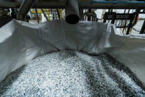 Indorama Ventures EcoMex produziert jährliche rund 42.000 t PET-Flakes. (Foto: Tomra)