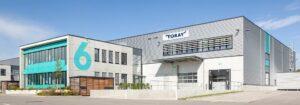 Das Toray Resins Technical Center ist am Automotive Center Europe in Neufahrn bei München angesiedelt. (Abb.: Toray)