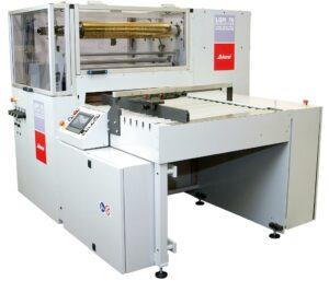 Die neue LQM Evolution ist mit jeder Sakurai-Zylindersiebdruckanlage kombinierbar. (Foto: ESC)