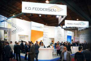 Die Unternehmen der Feddersen-Gruppe freuen sich, in diesem Jahr wieder persönliche Kontakte auf der Messe knüpfen zu können. (Foto: Feddersen)