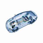 Pöppelmann K-Tech realisiert nach unterschiedlichen Anforderungen ressourcenschonende technische Kunststoffbauteile für die Automobilindustrie. (Abb.: Pöppelmann)