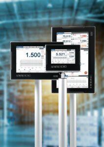 Die drei Prozessorsysteme Ecocontrol sind mit verschieden großen TFT-Displays verfügbar. (Foto: Sikora)