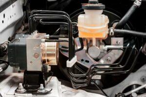 Das neue PEEK wurde für Präzisionsbauteile in ABS/ESC- und E-Mobilitätsanwendungen entwickelt. (Foto: Solvay)